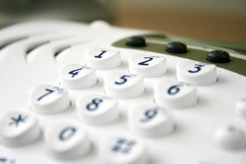 Landsbyhospitalets update service: Servicenummer vejledning