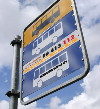 Landsbyhospitalets update service: Akutbussen en realitet